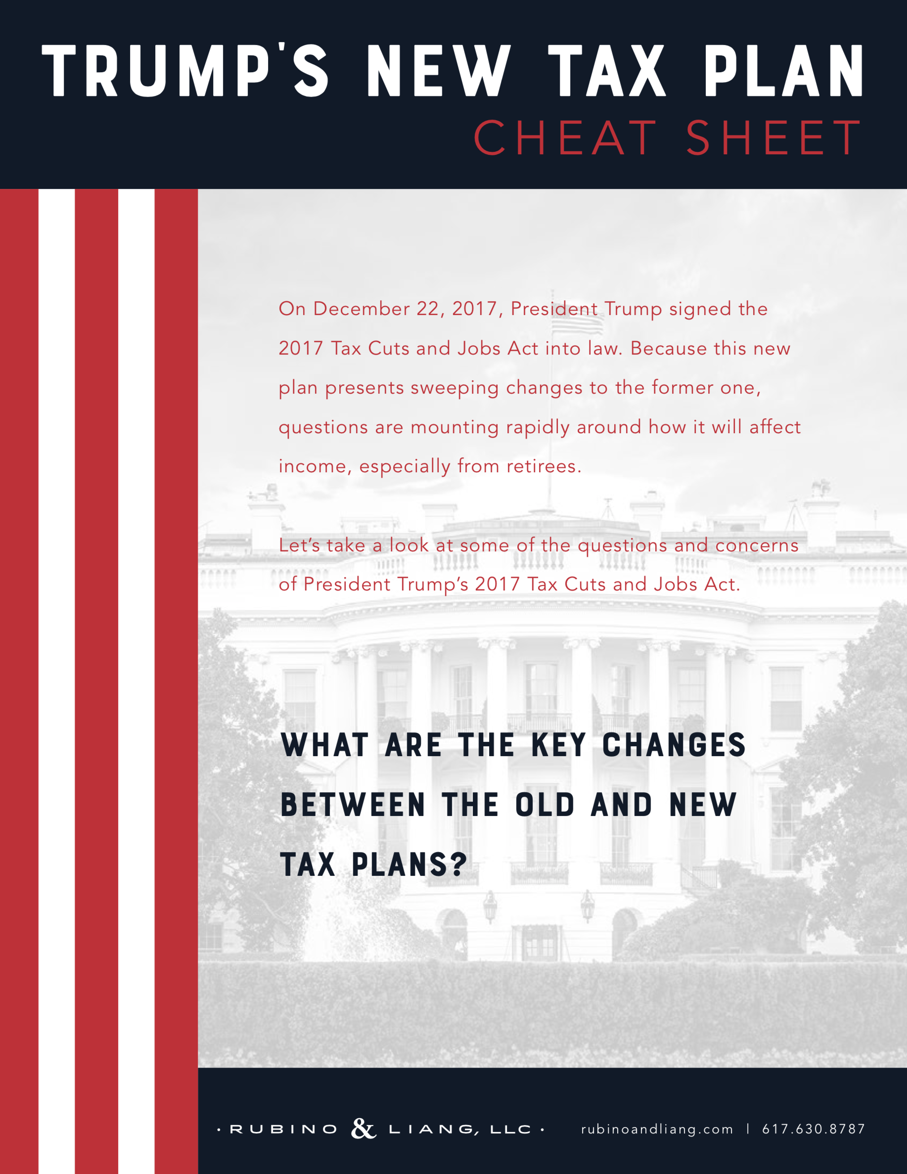 Trump's New Tax Plan